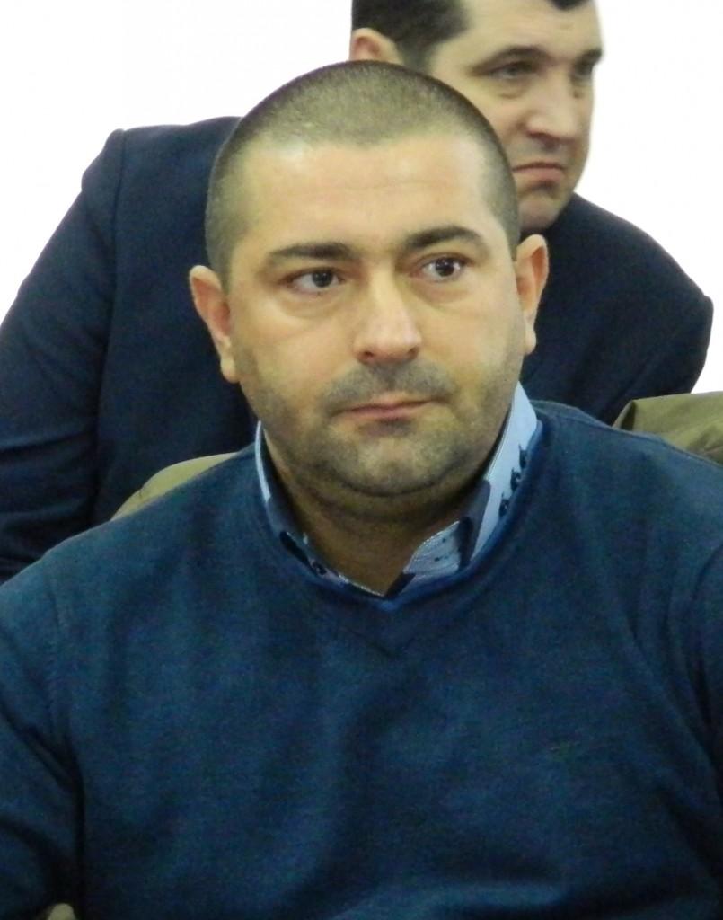 Consilierul judetean PNL Dacian Foncea