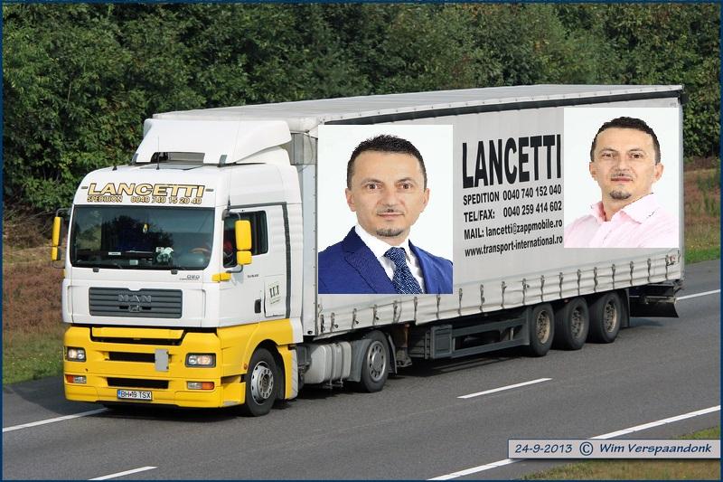 Ionel Ghib - patronul Lancetti