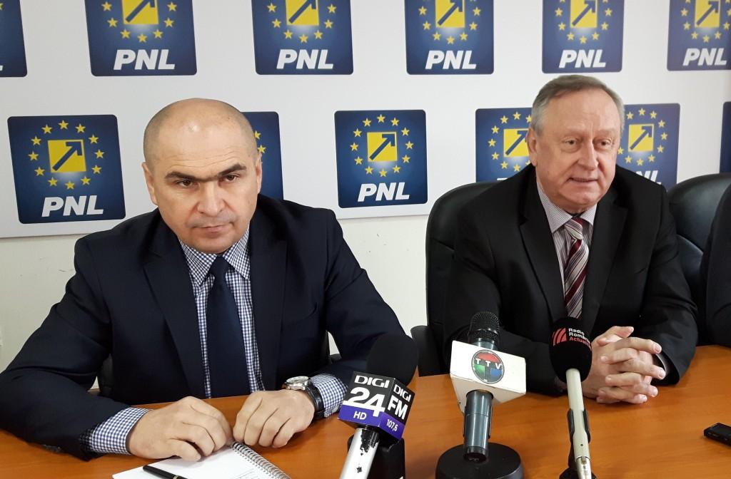 Ilie Bolojan şi Cornel Popa