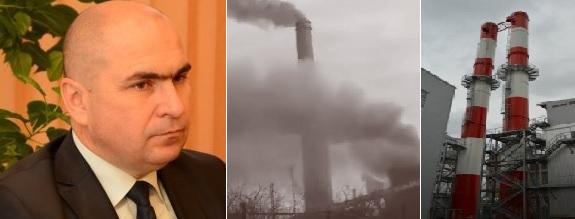 Ilie Bolojan spera in centrala CET pe gaz de la Oradea