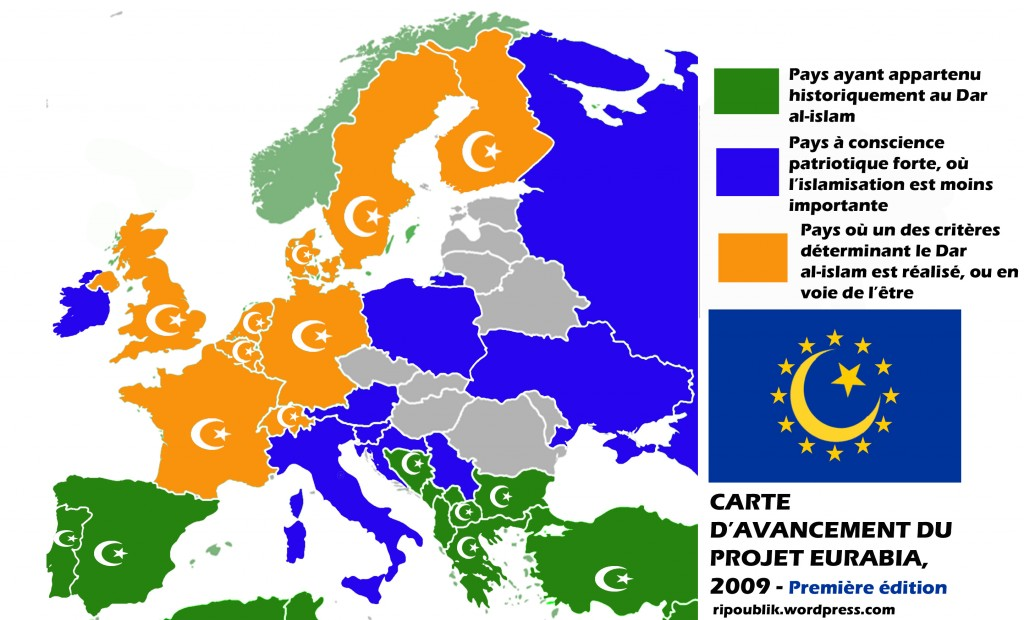 Islamul vine asupra Europei