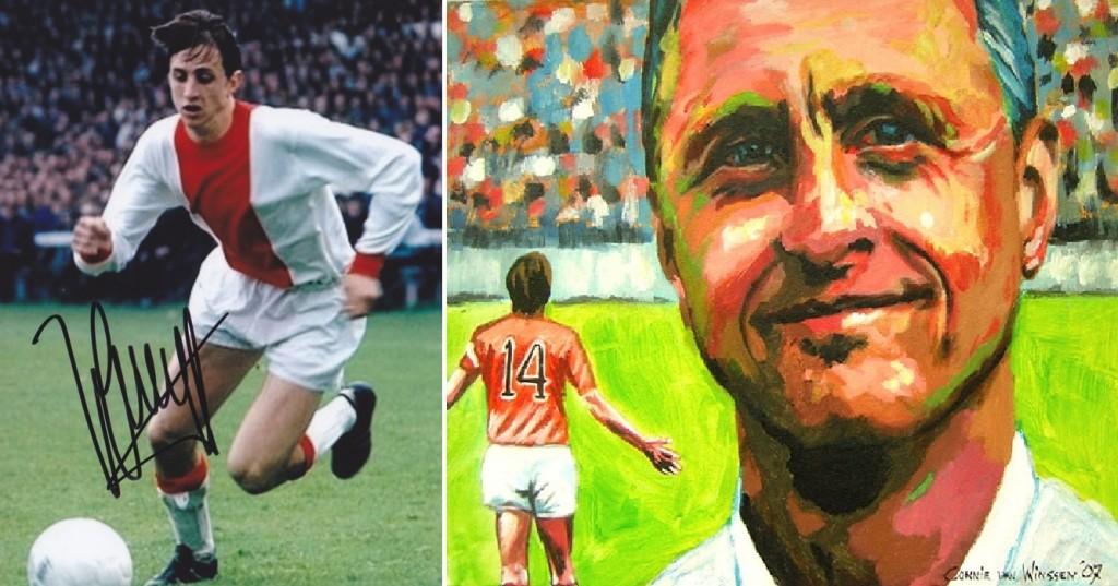 Johan Cruyff - maestrul fotbalului total