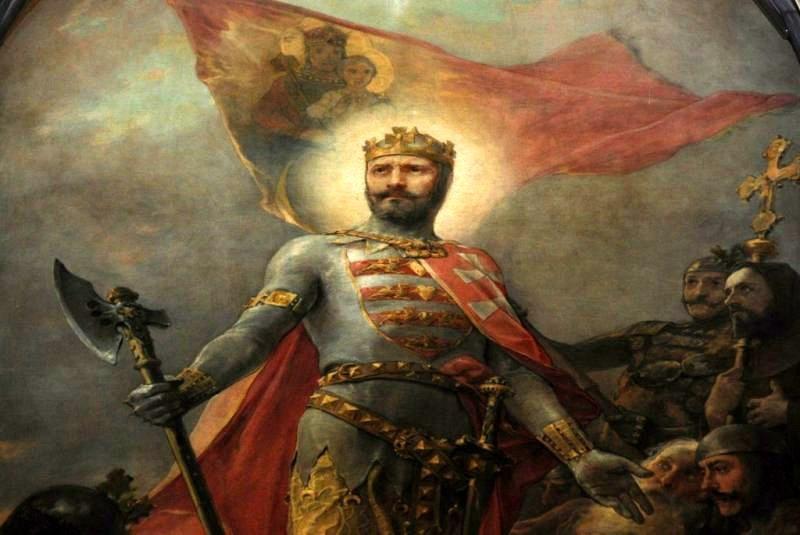 Szent Laszlo Kiraly - Sf. Ladislau Regele Ungariei