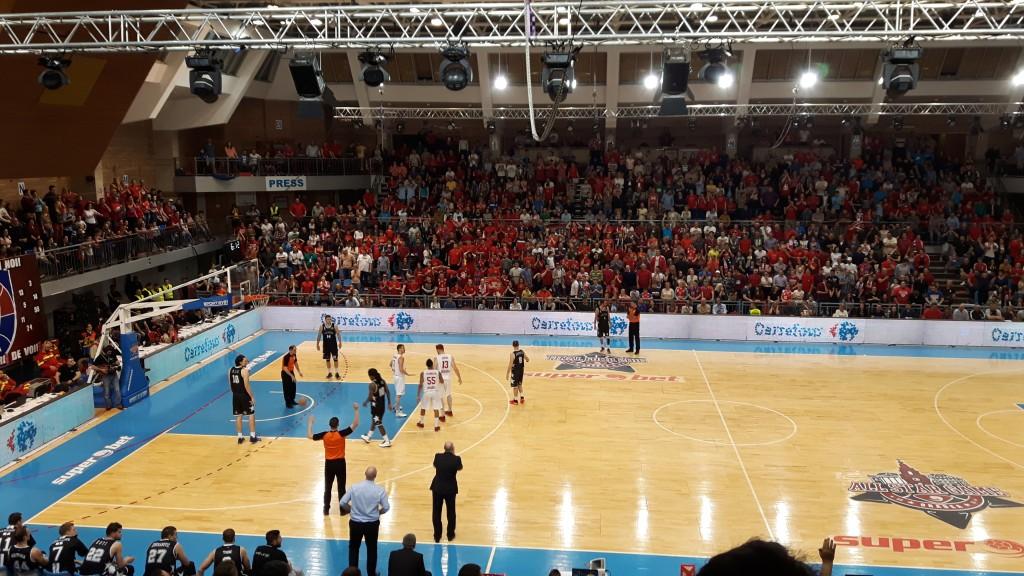 CSM U Oradea - U Cluj, in finala Cupei Romaniei la baschet 2016