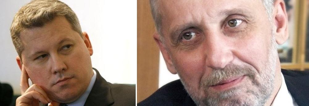 Catalin Predoiu si Marian Munteanu