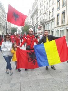 Lyon: România – Albania, 19 iunie 2016, UEFA Euro 2016 by calincorpas.ro