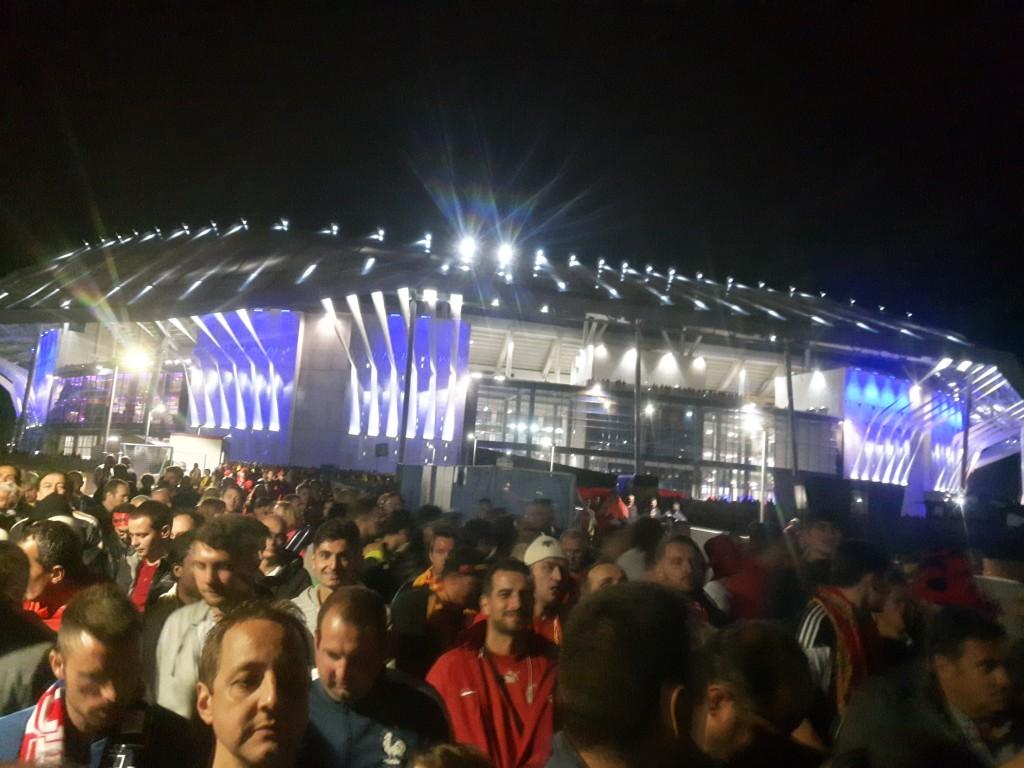 Lyon: România - Albania, 19 iunie 2016, UEFA Euro 2016 by calincorpas.ro