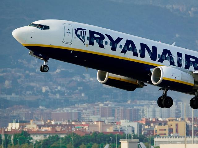 Ryanair Oradea