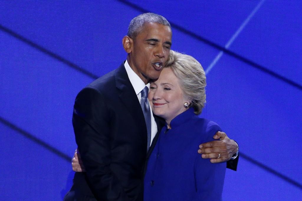 Barack Obama si Hillary Clinton Credit foto: EPA