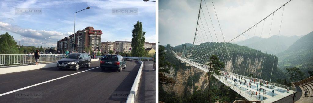 pod Oradea vs pod-de-sticla China