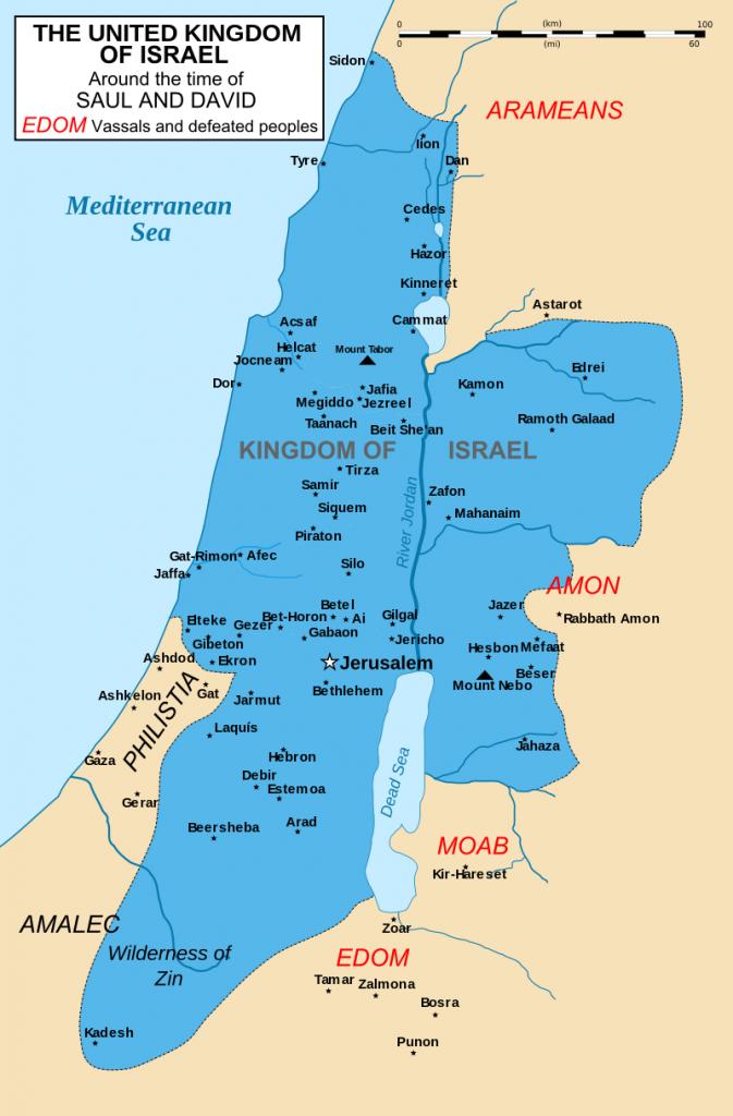 regatul-unit-al-lui-israel