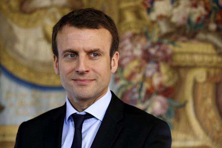 Emmanuel Macron Sursa: politico.eu
