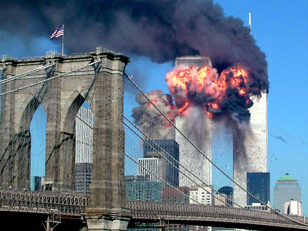 9/11 attacks in New York Foto Business Insider