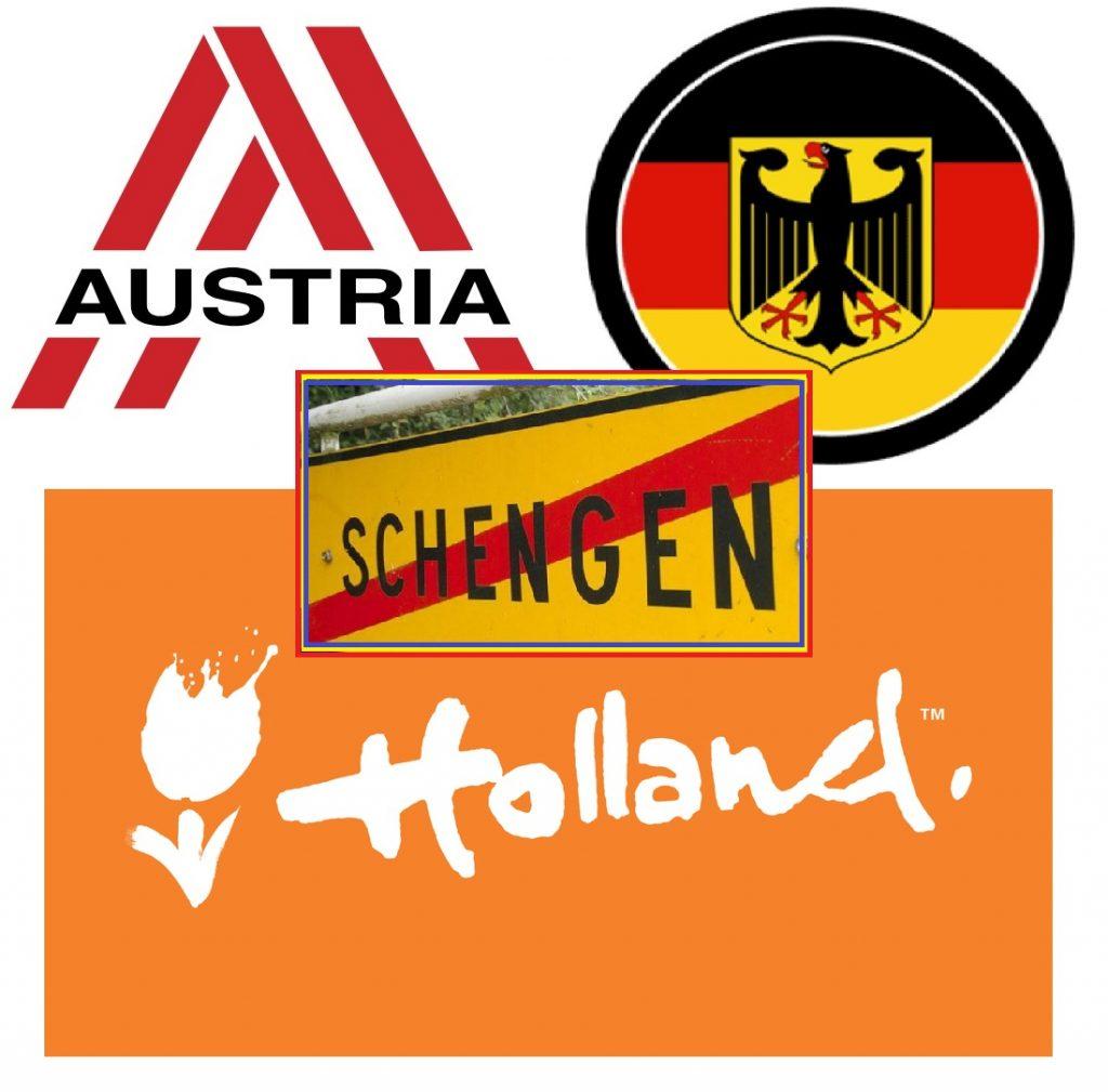 Desi se infrupta din plin din buzunarele romanilor, Germania, Austria si Olanda refuza Romaniei accesul in spatiul Schengen
