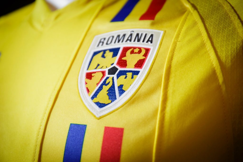 Noul blazon al Echipei Nationale a Romaniei Sursa: FRF