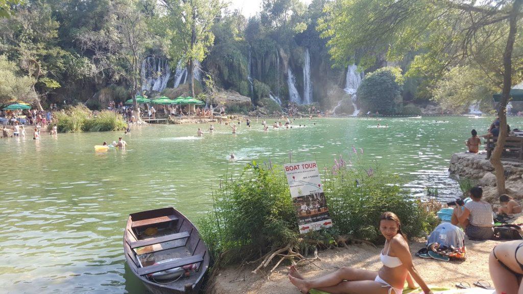 Kravica waterfall, Bosnia & Herzegovina Foto: CalinCorpas.ro
