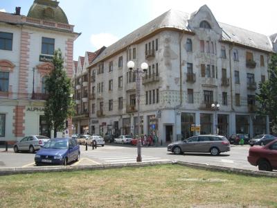 Piata Unirii - strada Vasile Alecsandri