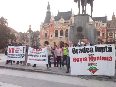 mars Rosia Montana Oradea - lumanari Certej 1971