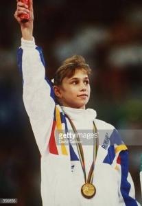 barcelona 1992 - gimnastica