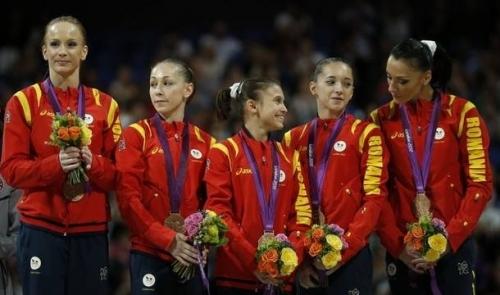 londra 2012 - gimnastica
