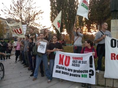 protest-rosia-montana-oradea-dimitrie-cantemir-9