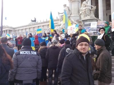 protest-ucraina-viena
