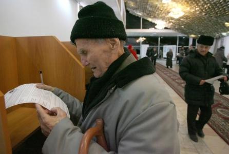 KYRGYZSTAN RUSSIA ELECTIONS