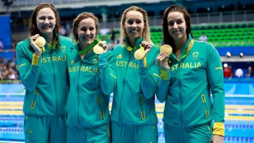 rio 2016 - australia