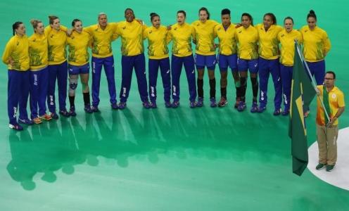 rio 2016 - brazilia handbal feminin