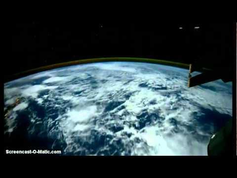 Pământul din spațiu în 60 de secunde
